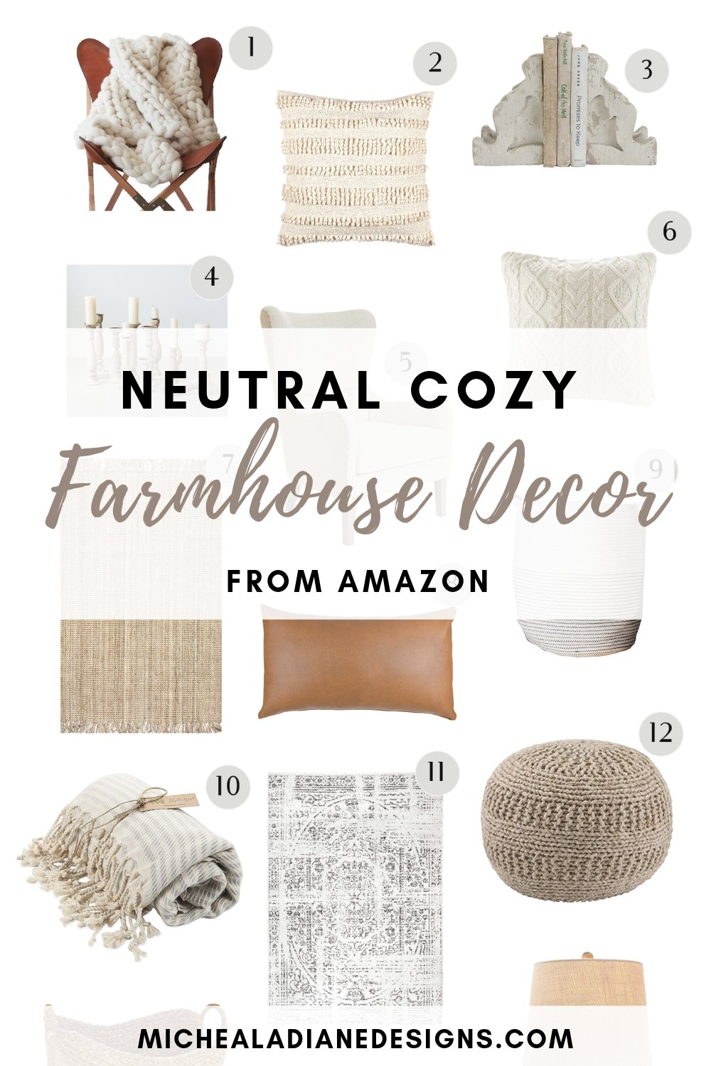 Cozy Amazon Finds