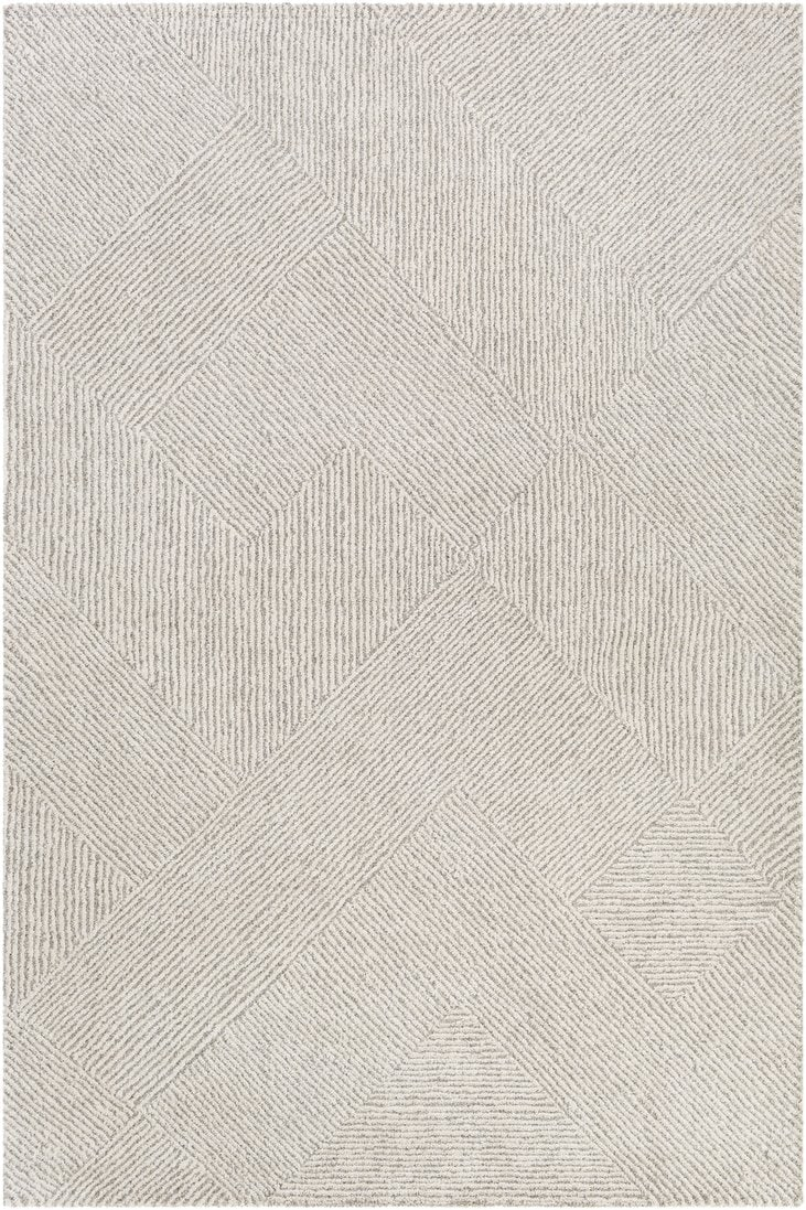 Neutral Grey Area Rug Horsley from Boutique Rugs