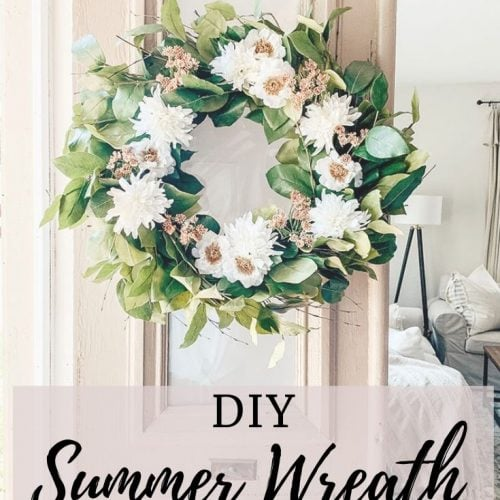 DIY Summer Wreath | Easy Hack