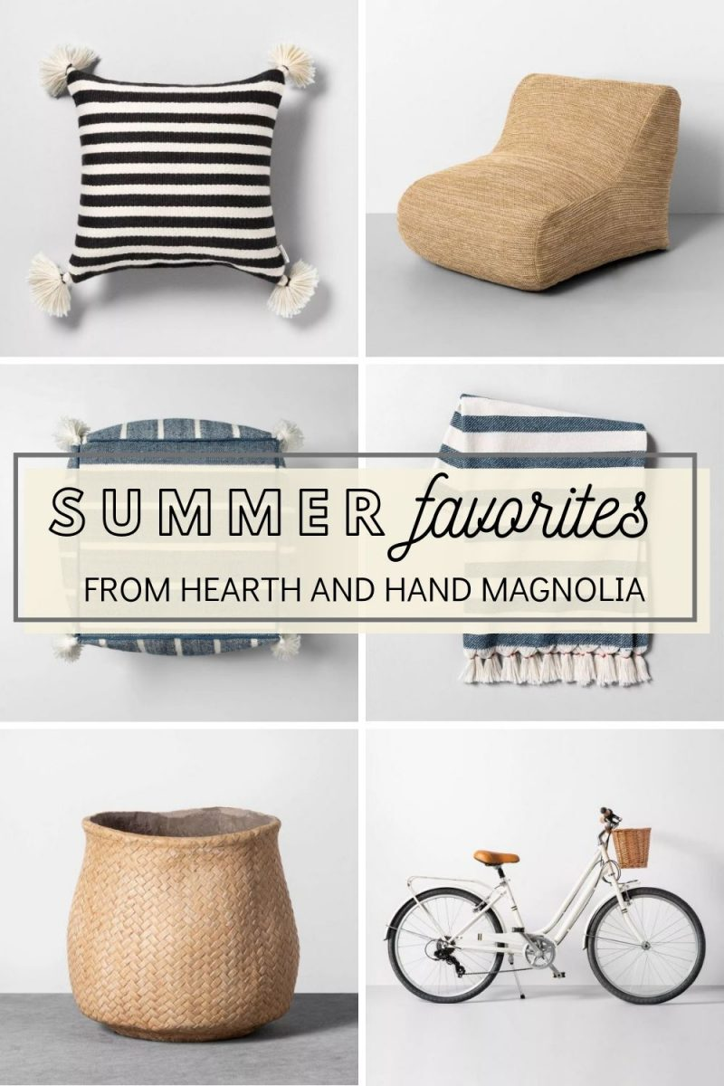 Summer Collection from Hearth and Hand at Target
