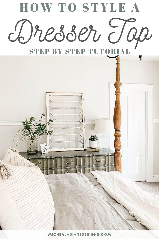 Style Dresser top