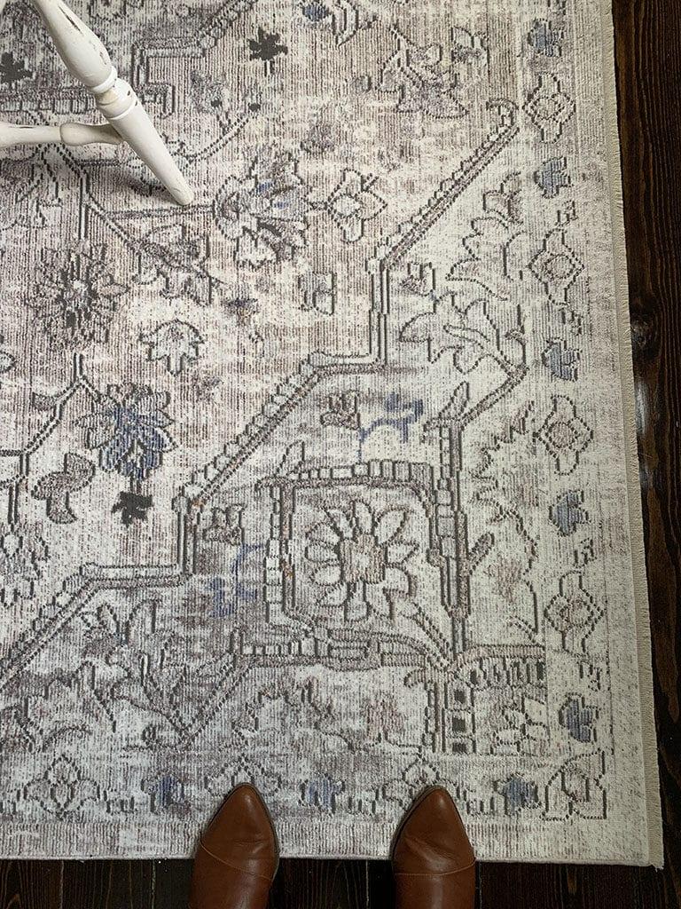 unedited photo of Stidham rug