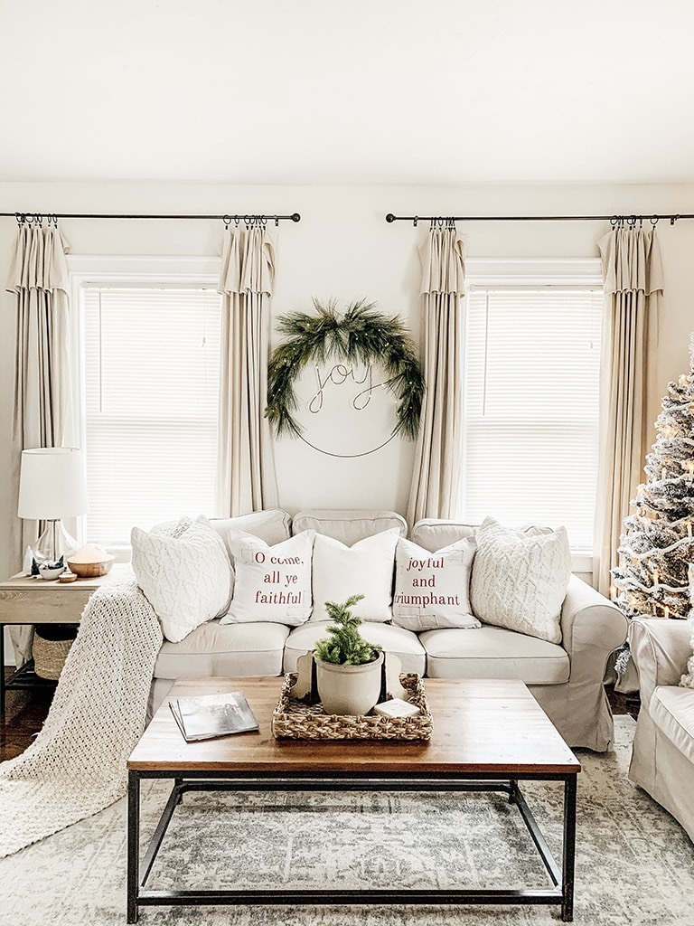 Cozy Christmas Home Tour Micheala Diane Designs