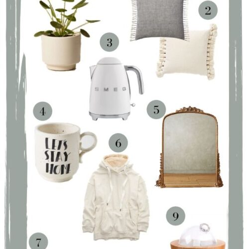 10 Gifts for Your Favorite Homebody