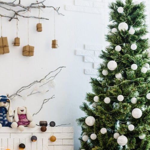 Modern Farmhouse Christmas Decor Shopping Guide