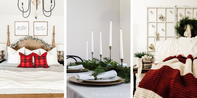 Christmas inspiration home tours