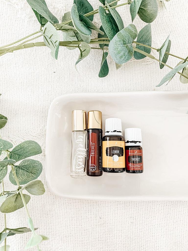 essential Oils Immune Support