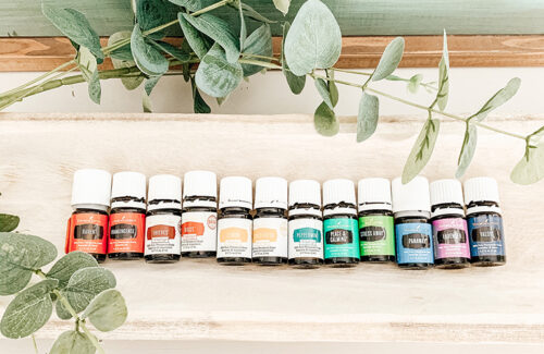 essential oils-starter kit