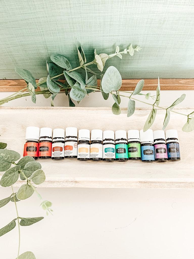 essential oils-starter kit