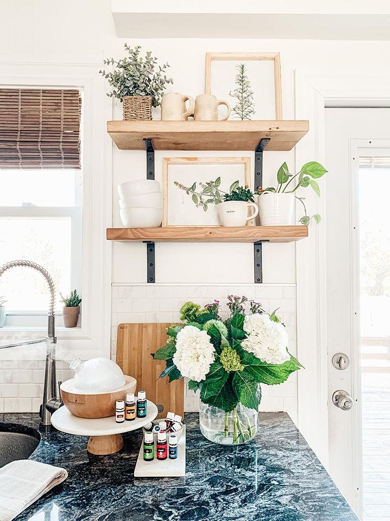 Spring Kitchen Diffuser