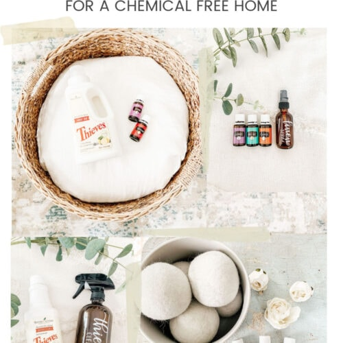 natural swaps for a toxic free home
