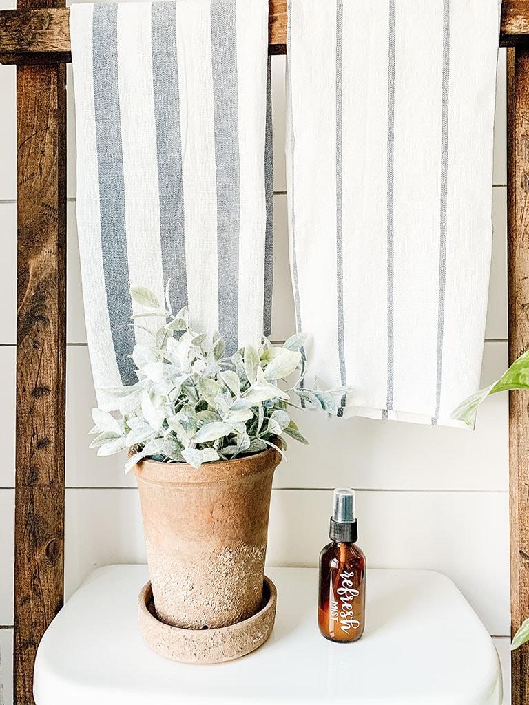 Toxic free Bathroom Spray