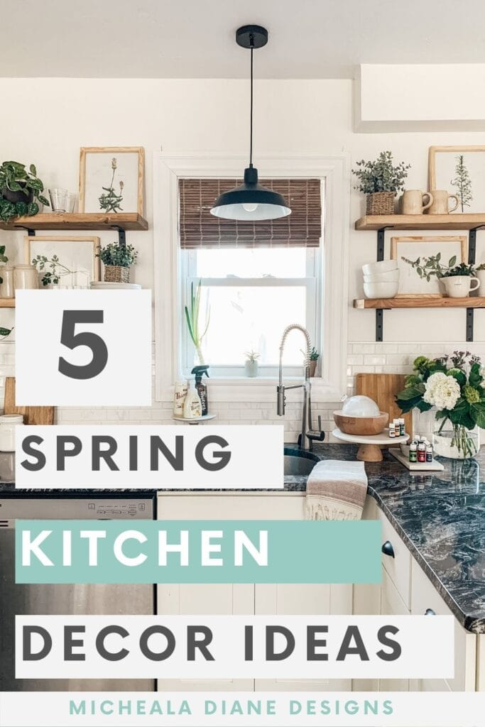 Spring Kitchen Decor Ideas