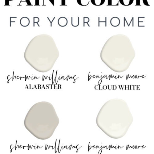 Neutral Paint Colors | My Home Paint Colors