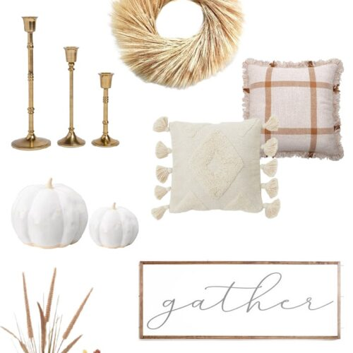 Cozy Fall Home Decor Finds