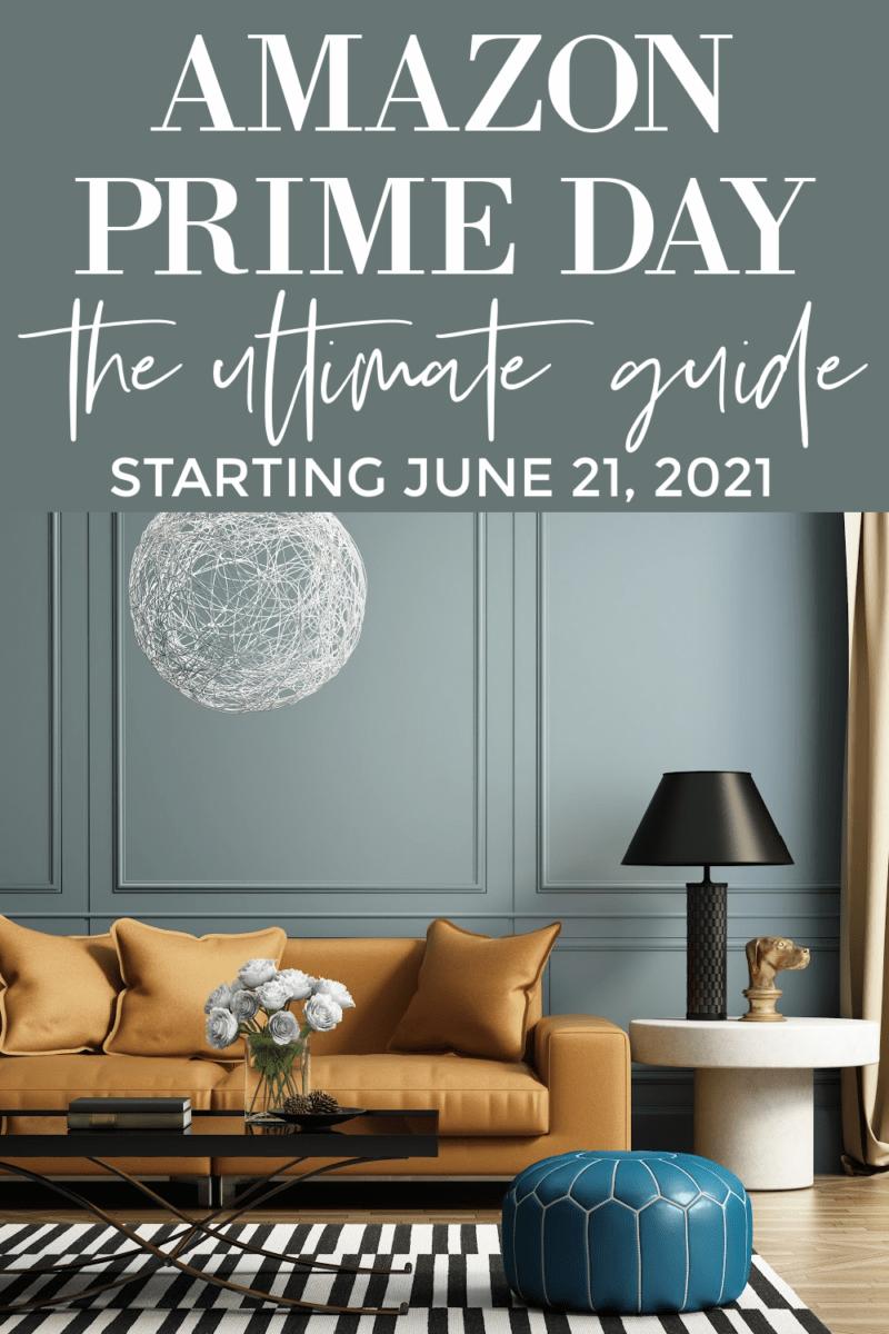 Amazon Prime Day Home guide