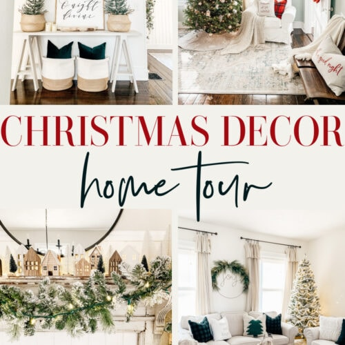Christmas Home Tour 2020