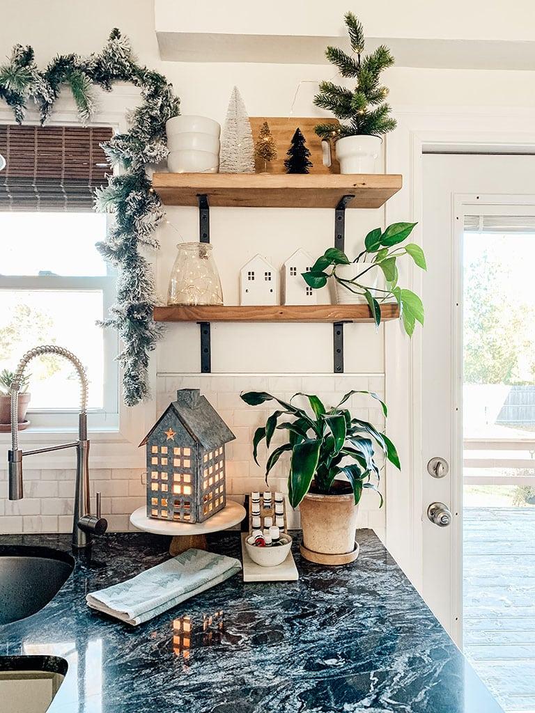 Christmas kitchen diffuser