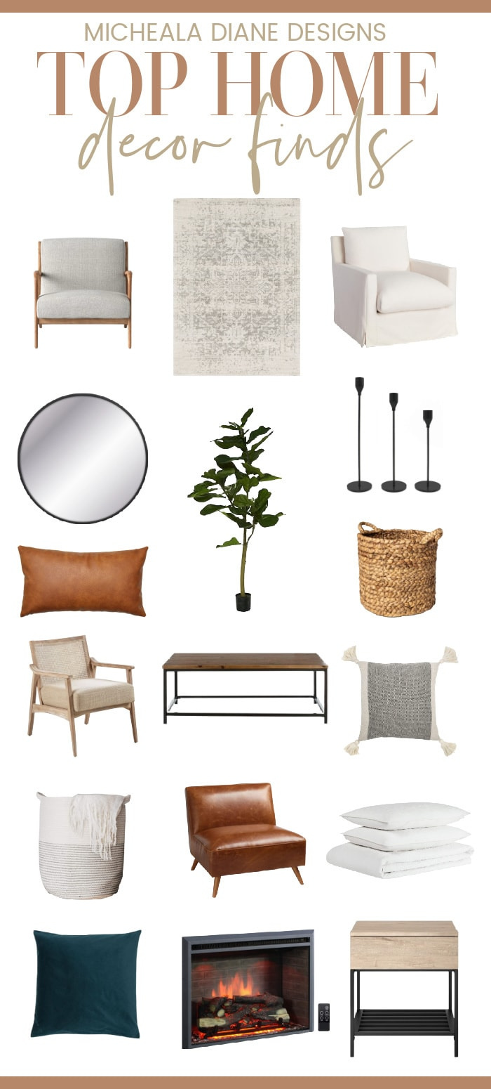 Top Home Decor Finds