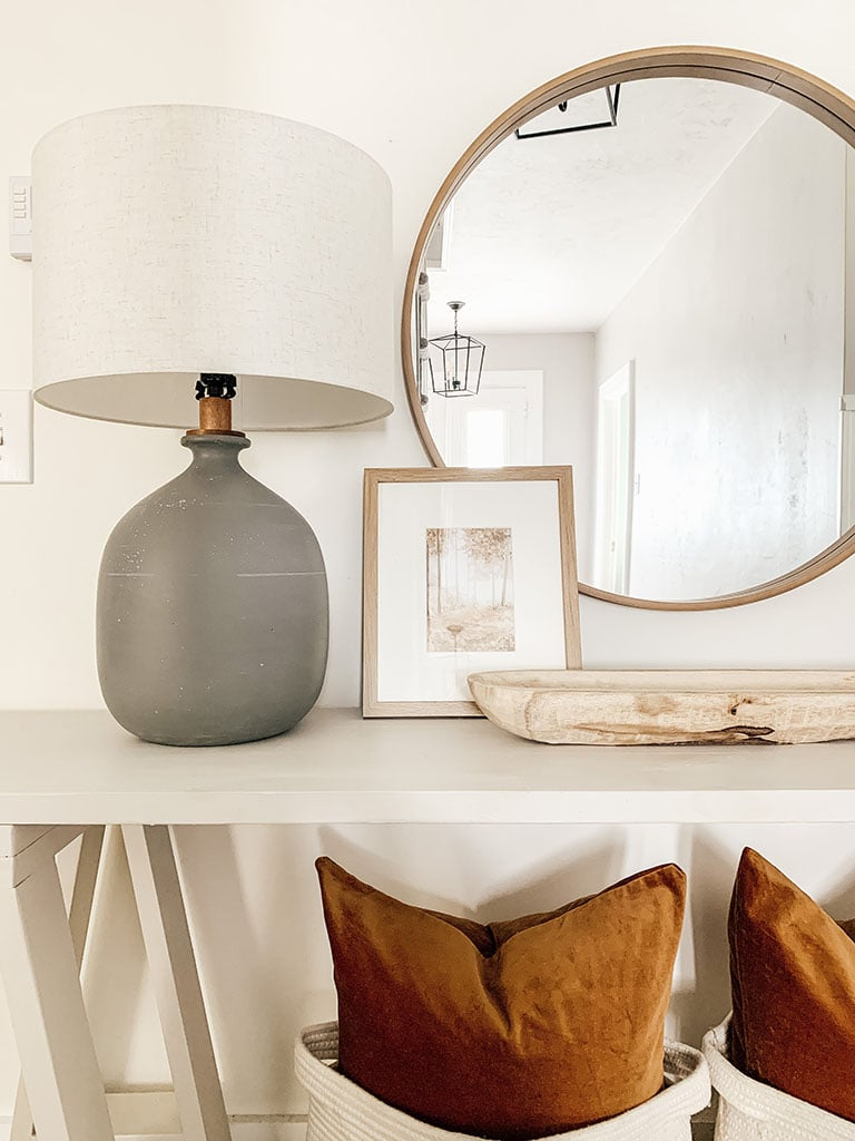 Console Table Lamps